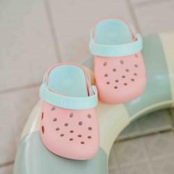 MOONIE'S pehmed sandaalid pink