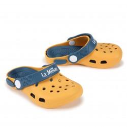 MOONIE'S pehmed sandaalid pineapple