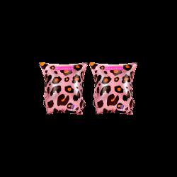 Kätised, 0- 2 a, Leopard rose gold