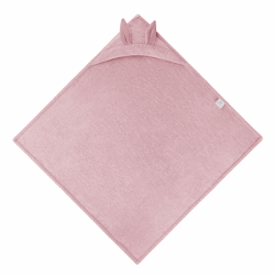 Bambus rätik Bunny, roosa