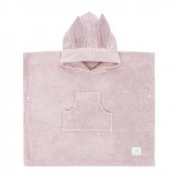 Bambus pontšo rätik, roosa