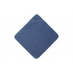 Beebirätik 75x75 cm, jeans blue