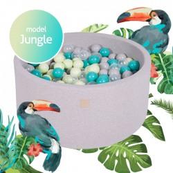 Pallimeri Jungle, 250 palli