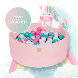 Pallimeri Unicorn, 250 palli