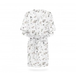 Hommikumantel / kimono, nature