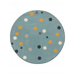 Lastetoa vaip Juno blue Ø 120CM