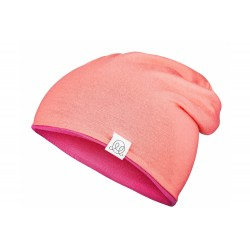 Müts, bambus, fuksia-korall
