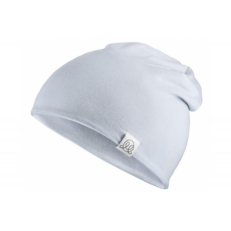 30b6bd57e14 Kahekihiline ning mõlemat pidi kantav müts on valmistatud imepehmest  bambusest kangast.