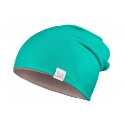 Müts, bambus, pruun-roheline