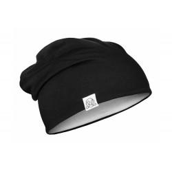 Müts, bambus, must-helehall